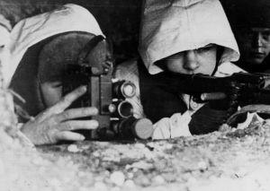 Corresponsal de guerra | Foto gaissmair.net