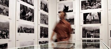 Exposición Antifotoperiodismo | Foto EFE