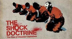 """""""La doctrina del shock"""", NaomiKlein"""