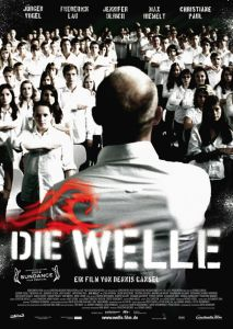 Cartel de la película Die welle / La ola