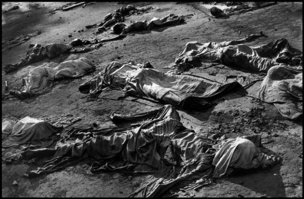 Masacre en Kabgayi, 1994 | Foto: Gilles Peress