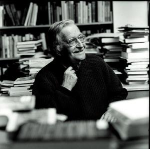 Noam Chomsky, mayo 2010 | Foto: Sam Lahoz