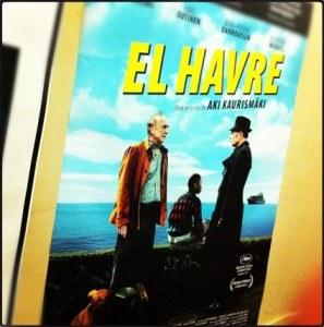 Cartel de 'El Havre' | Foto: Mónica Solanas