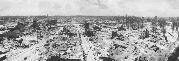 Le Havre, invierno 1944-1945