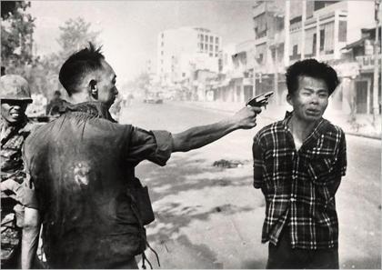 Eddie Adams, Vietnam, 1 de febrero de 1968
