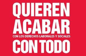 PÁSALO: CERO CONSUMO EL #29MHuelgaGeneral