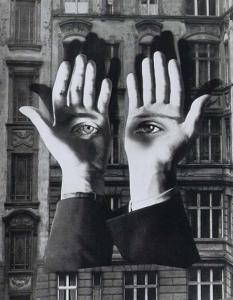 La soledad del ciudadano, Herbert Bayer, 1932