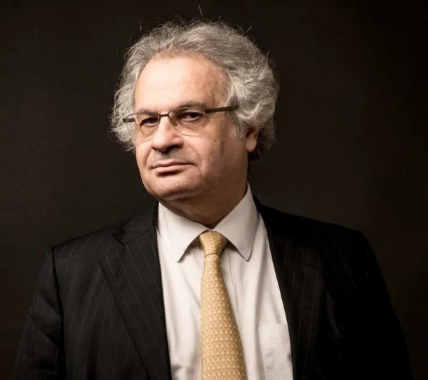 Amin Maalouf | Foto: JF PAGA para France Culture