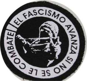 El fascismo avanza si no se le combate
