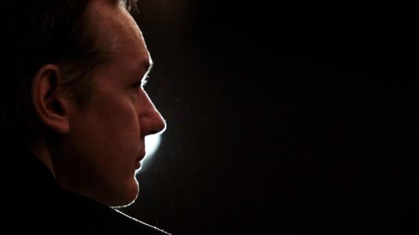 Julian Assange | Foto: Felipe Trueba (EPA)