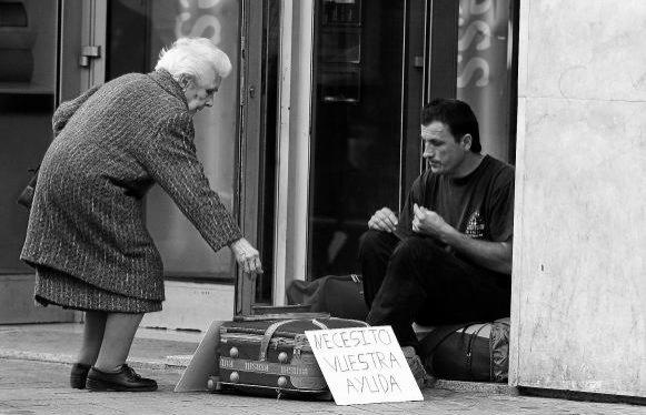 20120607 La pobreza tiene nombre. Para mí, hoy, se llama Carlos