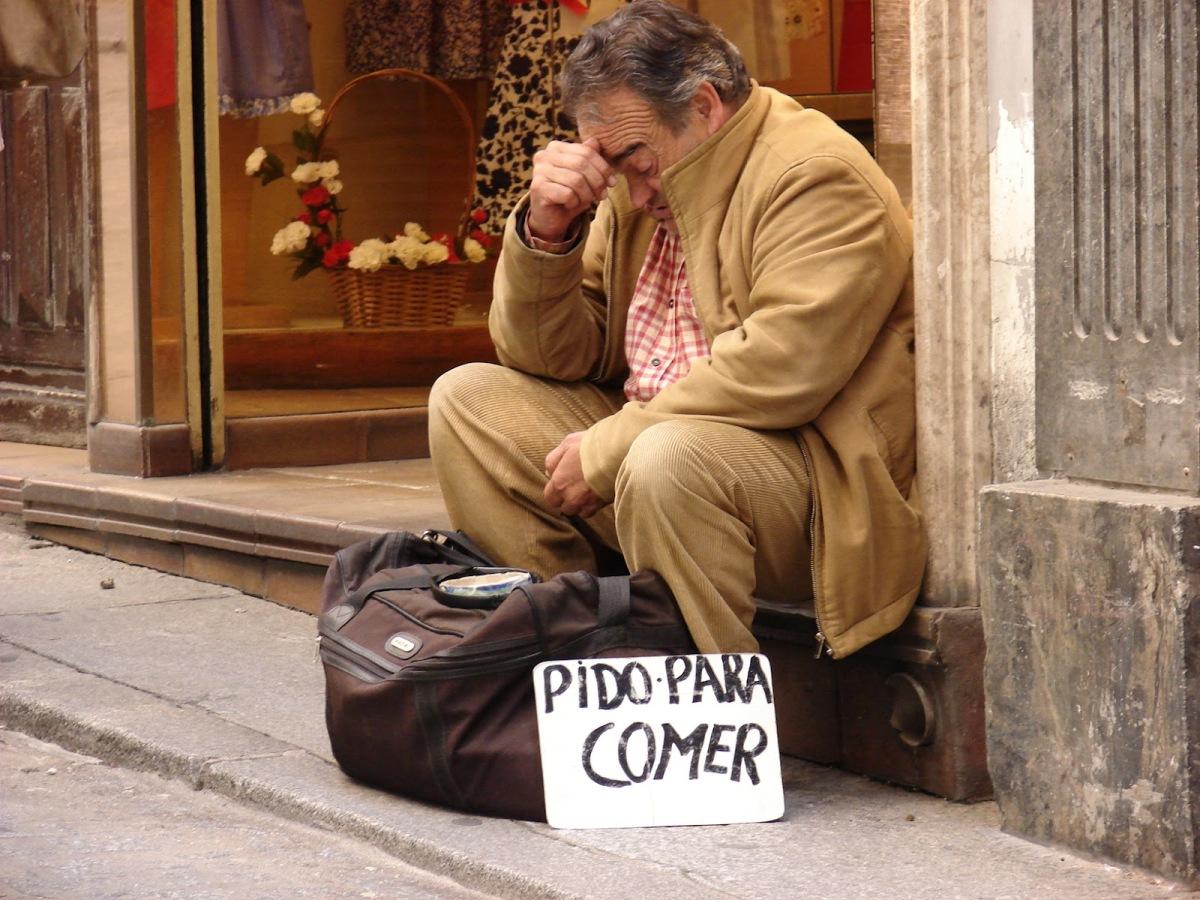 La pobreza tiene nombre. Para mí, hoy, se llama Carlos