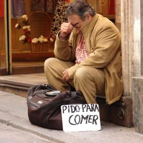 La pobreza tiene nombre. Para mí, hoy, se llamaCarlos