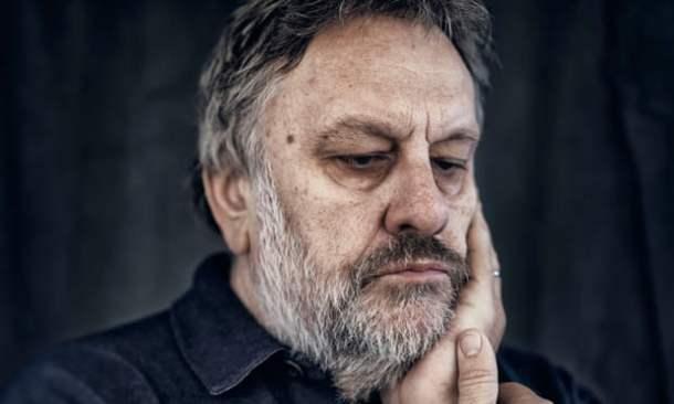 Slavoj Žižek | Foto: Antonio Olmos para The Observer