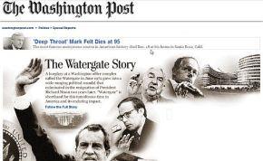 El periodismo de investigación que fue: el casoWatergate