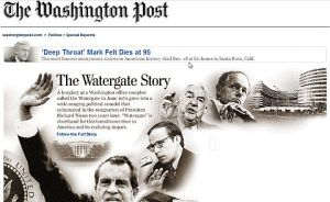 The Washington Post; Watergate