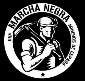 #UHP Marcha Negra mineros de España