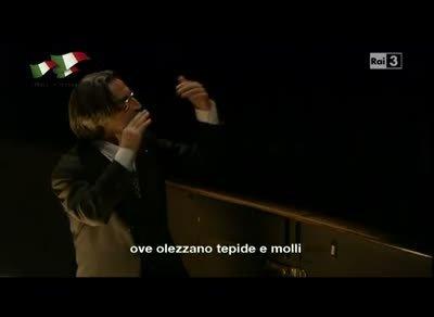 Va pensiero, Nabucco. Riccardo Muti. Teatro de la Ópera, Roma. 12 de marzo de 2011