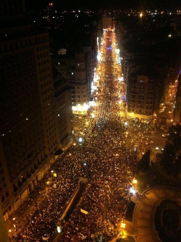 Imagen vía Jaume Collboni @jaumecollboni #nocheminera