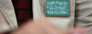 Escuela pública de todos para todos | Chema Moya, EFE