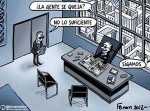¿La gente se queja? |Ferran