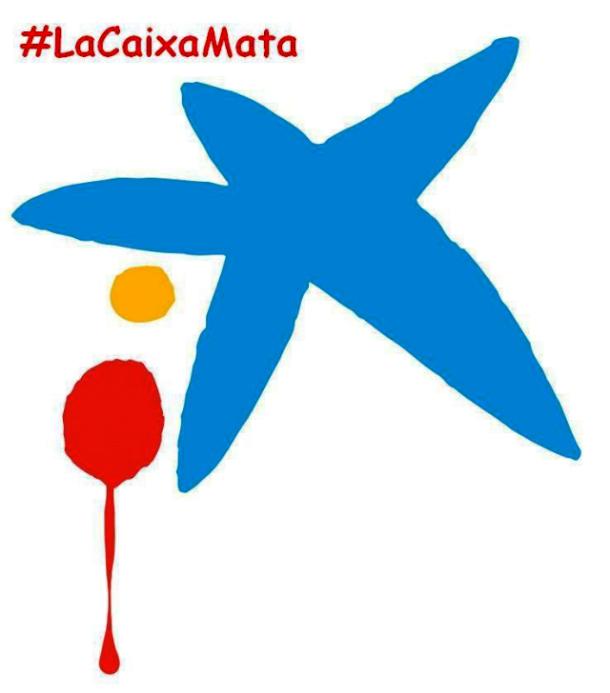 #LaCaixaMata | Diseño de Álvaro Valiño, @alvarovalino | Noviembre 2012