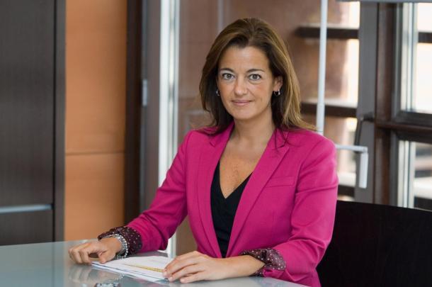 Paloma Leis García, secretaria general de Asuntos Sociales y Voluntariado de Castilla La Mancha y responsable del Programa de Autonomía Personal en los ejercicios 2012 y 2013 | Foto: Consejería de Sanidad CLM