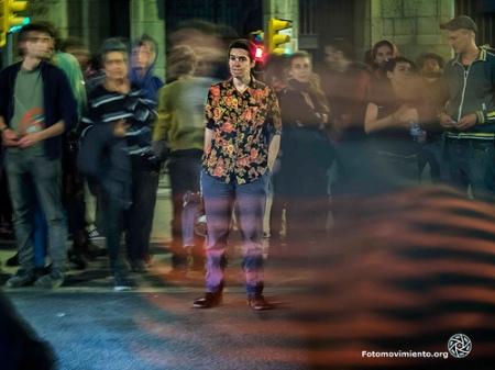 Tras el estreno del documental | Foto: Jorge Lizana para Fotomovimiento