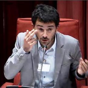 "Nicola Tanno, de @stopbalesdegoma : ""Esto esviolencia"""