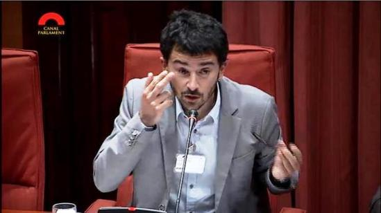 """""""¡Esto es violencia, Sr. Calbó!"""""""