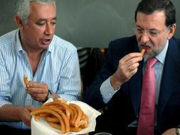 Fotografía de la Agencia EFE para www.elcomercio.es