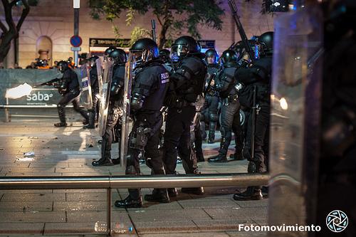 Huelga general del 14 de noviembre de 2012. Barcelona | Foto: Manu Gómez para Fotomovimiento