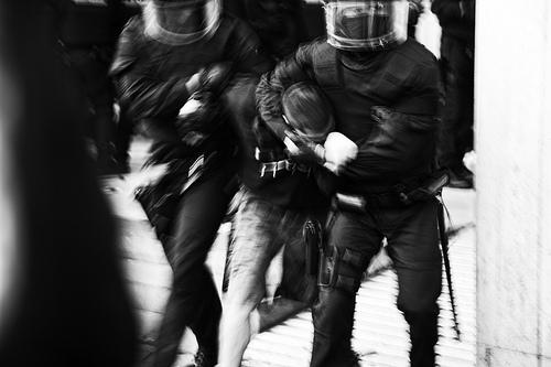 Barcelona, 19 de septiembre de 2011. Fotografía de Fotomovimiento