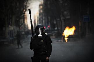 Barcelona, 29 de mayo de 2012. Fotografía de Fotomovimiento