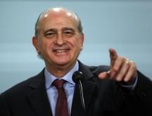Jorge Fernández Díaz, responsable de Interior