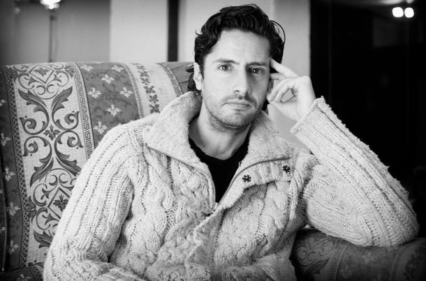Juan Diego Botto participa en el documental | Fotografía: Carlos Suárez
