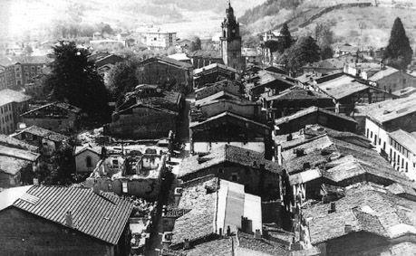 Recordando el bombardeo de Durango | Foto: web del Ayuntamiento de Durango