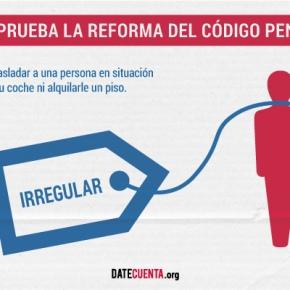 """DateCuenta.org: """"Ley Mordaza: lo que ya no podrás hacer si laaprueban"""""""