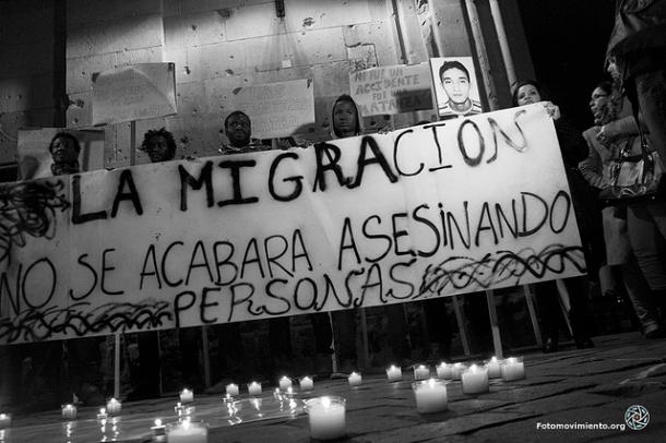 Concentración en Barcelona, 12 de febrero de 2014 | Foto: Tono Carbajo para Fotomovimiento