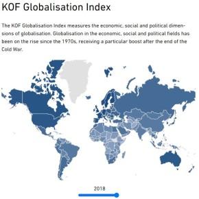 La falsa globalización de lainformación