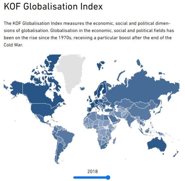 16 nov 2011 La falsa globalización de la información